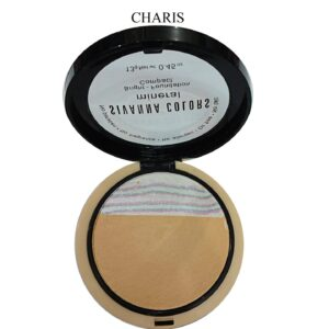 Sivanna Colors Mineral Brightening Compact with highlighter