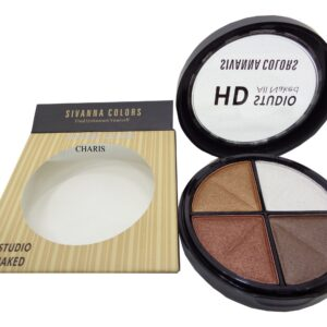 A Sivanna colors HD Studio All Naked Eyeshadow Palette