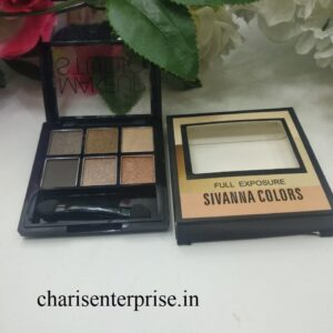 A Sivanna colors Full Exposure Eye shadow with applicator HF540